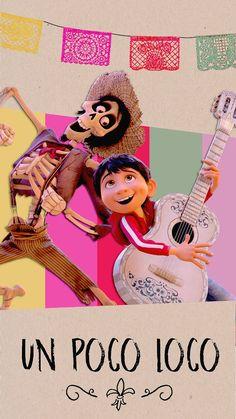 Un Poco Loco- Hector and Miguel Rivera from Coco Disney And More, Disney Love, Disney Magic, Disney Art, Kawaii Disney, Punk Disney, Disney Pixar Movies, Disney And Dreamworks, Movie Wallpapers
