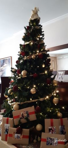 Christmas gift with photo#Χριστουγιεννιάτικα δώρα με φωτογραφία