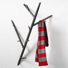 Wall Branch Coat Hanger