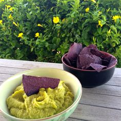 This is the perfect example of a recipe gone bad turned AMAZING! I was making guacamole yesterday but the store didn't have any ripe bass avocados so we got the …
