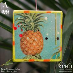 Pineapple Yellow  $65.00