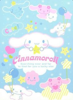 Cinnamoroll wallpaper