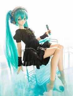 Hatsune Miku - Dollfie Dream Volks / Ken00423