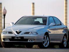 Alfa Romeo 166 Wallpaper