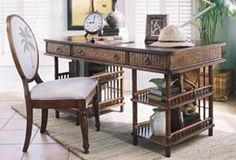 Merveilleux Tommy Bahama Island Estate Fraser Island Desk 531 933 | Tommy Bahama, Desks  And Shelves