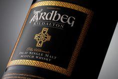 The brand new Ardbeg Kildalton. a gentle giant ;)