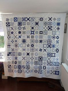 """Dear Jane Quilts"" from the quilt group ""Krönchenquilter""…"