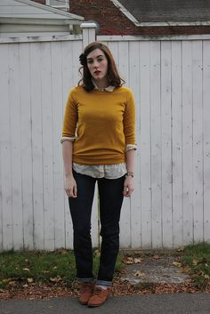 Love it when a new blog find draws me on the first outfit :) thanks for sharing this @Amanda Johnson!