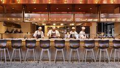 Nico Osteria rocks the Thompson Chicago - Business Of Life - Crain's Chicago Business Chicago Ii, Chicago Bars, Chicago Illinois, Restaurant Concept, Cafe Restaurant, Restaurant Design, Crepe Bar, Berkeley Homes, Chicago Restaurants