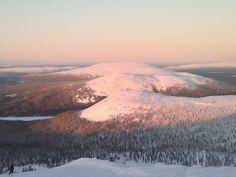 Ylläs, Lapland, Finland.