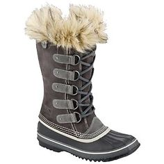 Sorel Joan of Arctic Winter Boots - My husband bought these for me last year, I love them. Super Warm, all Sorel boots are very warm. Sorel Winter Boots, Sorel Boots, Snow Boots, Sorel Joan Of Arctic, Snowboard, Skateboard, Snow Gear, Outdoor Outfit, Winter Wardrobe