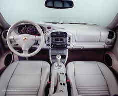 Porsche 911 (996) Carrera 4S (2001–2005).