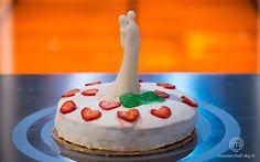 Torta nuziale di Filippo  MasterChef Italia 4 - Dessert  Pinterest ...