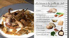 """Recette """"Les carnets de Julie"""" - France 3"""