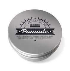 Packaging design - Pomade