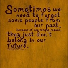 Truth. Leave them ALL behind... ALL who hurt you... if they never added they TOOK. Leave them!