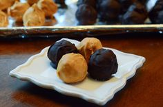 Peanut Butter Bon Bons by From Valerie's Kitchen, via Flickr