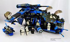 Star Wars LEGO Imperial Gunship