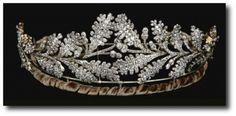 British - Oak Leafes Tiara