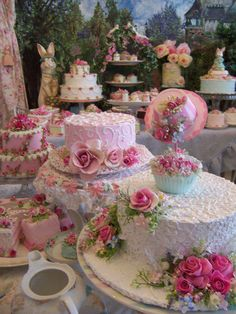 Tea Party ~ wow!