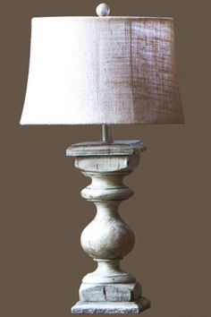 Balustrade Table Lamp-home decorators catalog-  I want this BAD...Big Bad!!!!