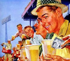 retrogasm:  Beers for everyones…