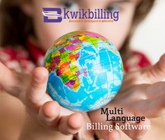 Easy to make the most of #Multilanguage #Billing #Software by KwikBilling - https://goo.gl/mxVSjO