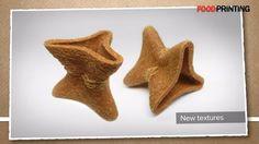 Food : L'entreprise TNO propose des imprimantes alimentaires.