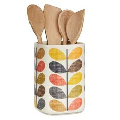 Buy Orla Kiely Multi Stem Utensil Pot | John Lewis