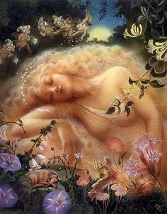 2a61eb15aa343 February Archetypal Activation of the Divine Feminine; The Goddess of Love  by 13 Moon Oracle Priestess Sarah Uma - Paradise Found Santa Barbara