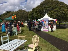 Interview with Pamela Allen - 'Writers in the Park' Festival - Sydney 2015