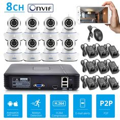 Wireless home security systems Wireless Home Security Systems, Security Camera System, Camera Prices, Security Equipment, App Control, Surveillance System, Windows Phone, Ip Camera, Hd Video