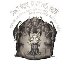 Don't Blink.  Don't Even Blink.