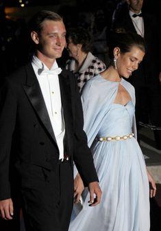 Matrimonio di Monaco, i vestiti più belli | Charlotte Casiraghi alla festa di gala | FOTO