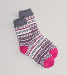 American Eagle socks: I could live in these!