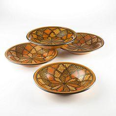 Honey Design Round Tagine Bowls (Set of 4) at Wine Enthusiast - $49.95