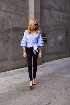 a cache-coeur, moda, estilo, tendência, inspiração, wrap top, fashion, style, inspiration, trend, outfits