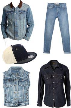 Denim Heaven outfit inspiration
