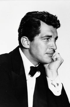 Dean Martin, I love him-so handsome.
