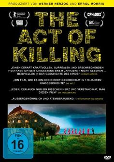 The Act of Killing (Blu-ray) Werner Herzog, Great Films, 21st Century, Documentaries, Acting, My Love, News, Movie Posters, Cinema