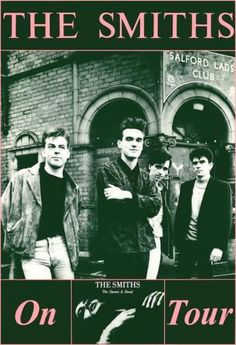 The-Smiths-Queen-is-Dead-034-On-Tour-034-1986-POSTER-Morrissey-Johnny-Marr