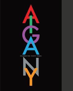 AIGA/NY 30th Anniversary | Chermayeff & Geismar