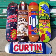 """Convenience store"" skateboard decks serie by DGK Dgk Skateboards, Old School Skateboards, Skate Decks, Skate Surf, Skateboard Design, Skateboard Decks, Tech Deck, Garage Art, Logo Sticker"