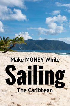 Five years sailing the Caribbean has given us a few tips and tricks to making money while you island hop. Wooden Boat Building, Boat Building Plans, Boat Plans, Sailboat Living, Living On A Boat, Make A Boat, Build Your Own Boat, Plywood Boat, Boat Kits