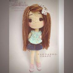 Crochetdolls amigurumidoll ♡