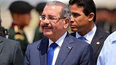 Danilo Medina dice no presta atencion a encuestas; recomienda a sus seguidores dedicarse a trabajar para ganar en mayo 2016