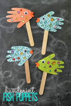 """VBS Craft Ideas – Submerged """"Under the Sea"""" Theme, crafts for kids, easy kids crafts, Ocean Crafts, Hawaiian Crafts, Ocean Themed Crafts, Daycare Crafts, Fish Crafts Preschool, Childrens Crafts Preschool, Pre School Crafts, Kindergarten Crafts, Preschool Ocean Activities"""