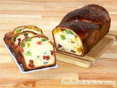 No knead brioche