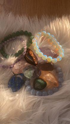 Crystals And Gemstones, Stones And Crystals, Healing Stones, Crystal Healing, Crystal Aesthetic, Witch Aesthetic, Cute Jewelry, Just In Case, Jewelery