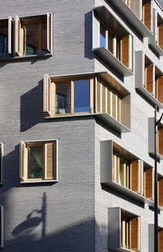 Show your architectural talent by joining buildyful.com and try yourself as student's ambassador :) buff.ly/1xRomMd~~ZAC Boucicaut / Michel Guthmann